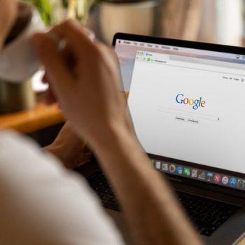 Webshop hoger in google